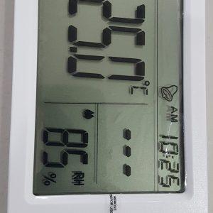 Termómetro e Higrómetro Digital