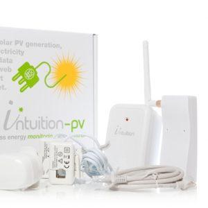 Monitor OWL Intuition-PV para casas con paneles solares