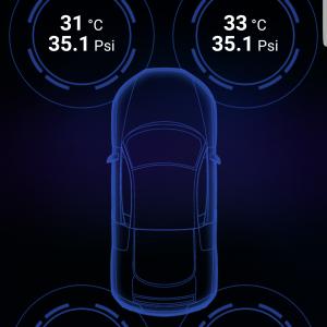Presión y Temperatura en tiempo real