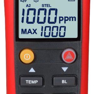Medidor de Concentración de Monóxido de Carbono