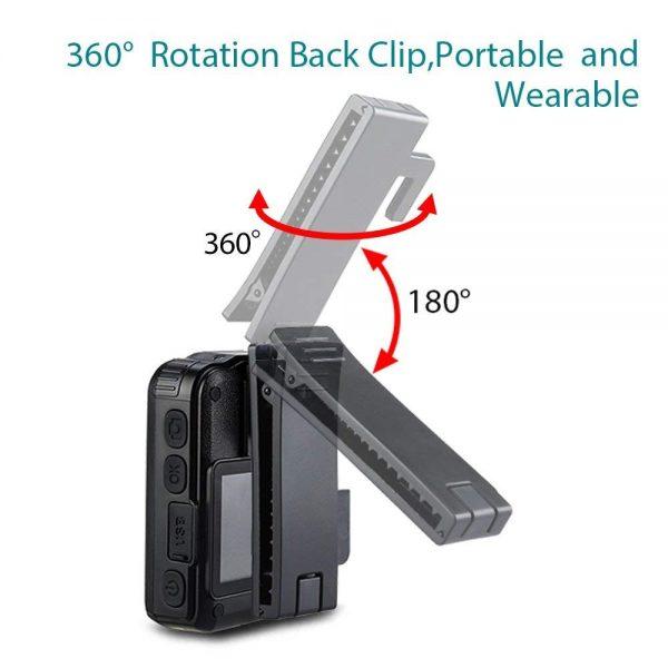 Clip para sujetar a la ropa de múltiples posiciones