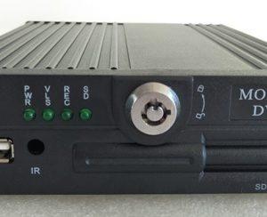 DVR de 256GB de 4 canales AHD