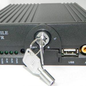 DVR de 512GB de 4 canales AHD