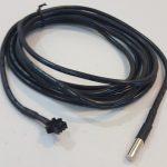Sensor de temperatura con cable de casi 3 mts.