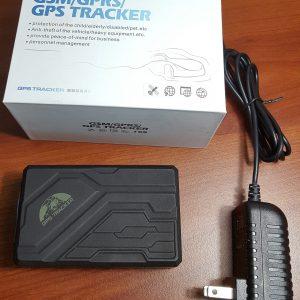 Localizador GPS portátil con batería de larga duración