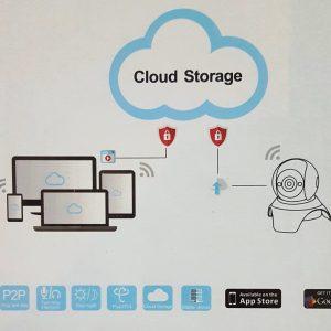 Puedes contratar servicio de almacenamiento en la nube de Amazon, prueba gratis por 15 días